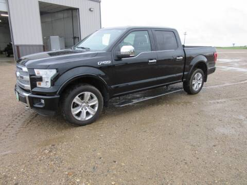 2016 Ford F-150 for sale at Nore's Auto & Trailer Sales - Vehicles in Kenmare ND