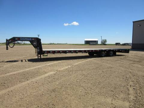 """2019 Load Trail 102"""" x 36' for sale at Nore's Auto & Trailer Sales - Gooseneck Trailers in Kenmare ND"""