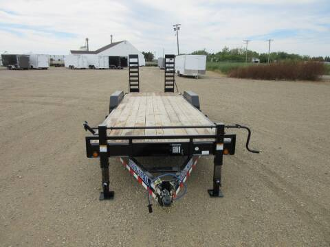 """2021 Load Trail 83"""" x 24' for sale at Nore's Auto & Trailer Sales - Equipment Trailers in Kenmare ND"""