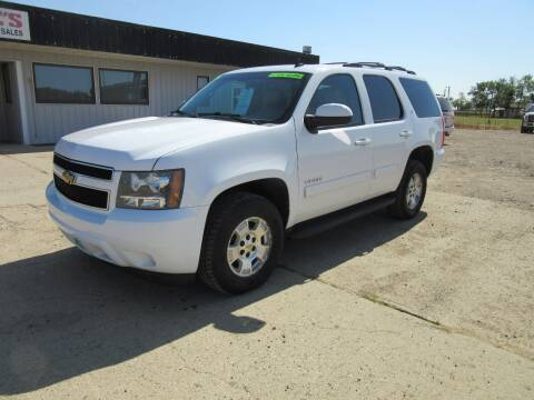 2012 Chevrolet Tahoe for sale at Nore's Auto & Trailer Sales - Vehicles in Kenmare ND