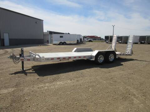 2016 Aluma 82 x 22 for sale at Nore's Auto & Trailer Sales - Used Trailers in Kenmare ND
