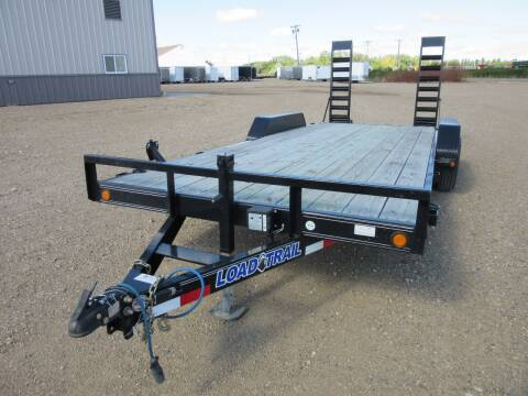 "2019 Load Trail 83"" X 20' for sale at Nore's Auto & Trailer Sales - Equipment Trailers in Kenmare ND"
