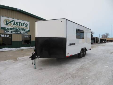 2020 Diamond-T 8.5' x 24' for sale at Nore's Auto & Trailer Sales - Office Trailers in Kenmare ND