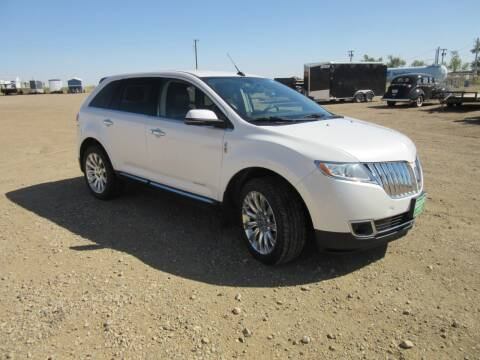 2013 Lincoln MKX for sale at Nore's Auto & Trailer Sales - Vehicles in Kenmare ND
