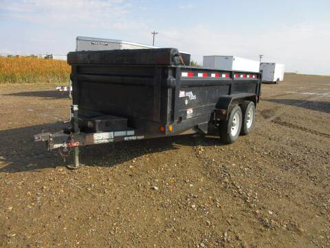 2011 Load Trail 82 x 14 for sale at Nore's Auto & Trailer Sales - Used Trailers in Kenmare ND