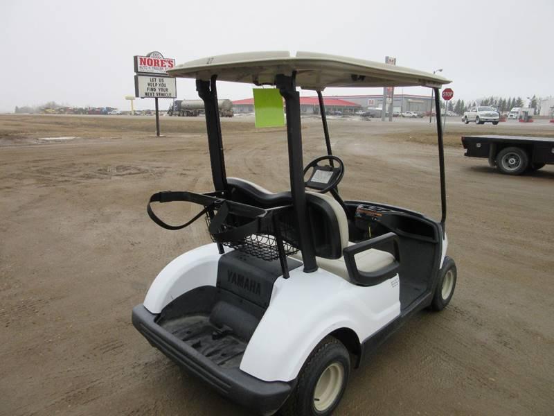 Yamaha Golf Cart Mpg