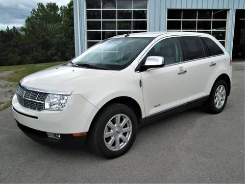 2009 Lincoln MKX for sale in Madisonville, TN