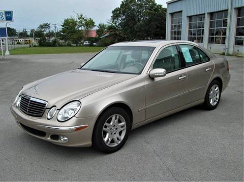 2004 Mercedes-Benz E-Class for sale in Madisonville, TN