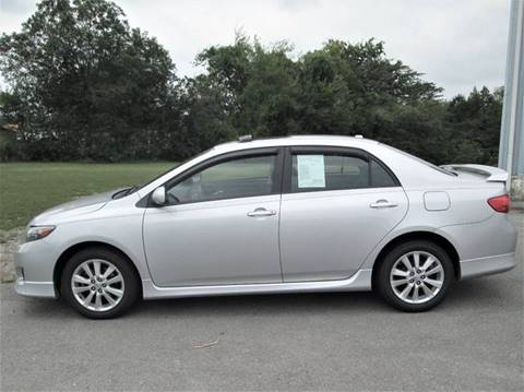 2010 Toyota Corolla for sale in Madisonville, TN