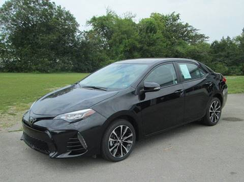 2017 Toyota Corolla for sale in Madisonville, TN