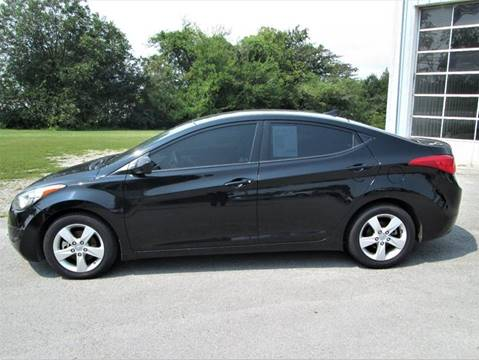 2013 Hyundai Elantra for sale in Madisonville, TN