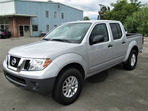 2017 Nissan Frontier for sale in Madisonville, TN