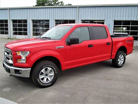 2017 Ford F-150 for sale in Madisonville, TN