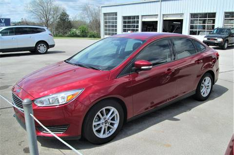2016 Ford Focus for sale in Madisonville, TN