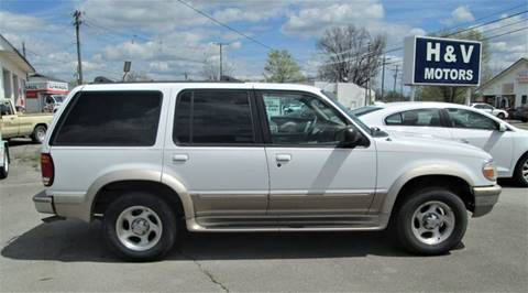 1998 Ford Explorer for sale in Madisonville, TN