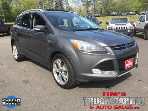 2014 Ford Escape for sale in Epsom, NH