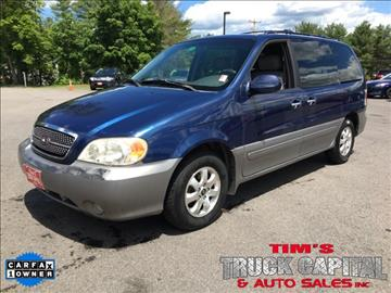 2004 Kia Sedona for sale in Epsom, NH
