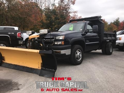 2007 Chevrolet Silverado 3500 Classic for sale in Epsom, NH