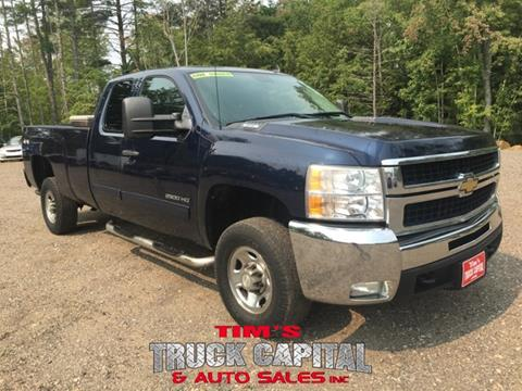 2010 Chevrolet Silverado 2500HD for sale in Epsom, NH