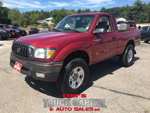 2004 Toyota Tacoma for sale in Epsom, NH