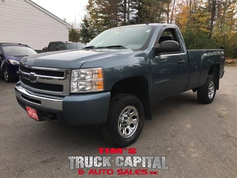 2011 Chevrolet Silverado 1500 for sale in Epsom, NH