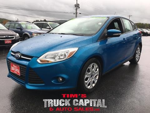 2012 Ford Focus for sale in Epsom, NH