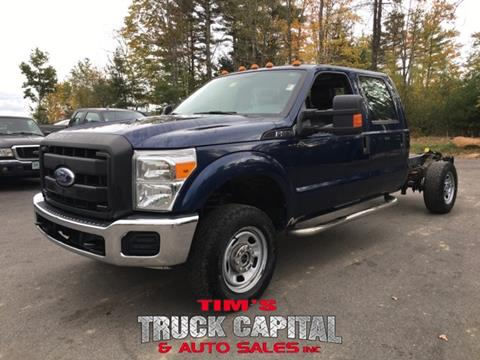 2011 Ford F-350 Super Duty for sale in Epsom, NH