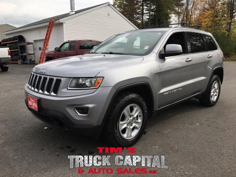 2014 Jeep Grand Cherokee for sale in Epsom, NH