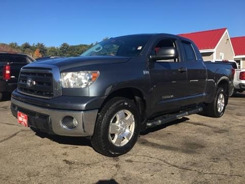 2010 Toyota Tundra for sale in Epsom, NH