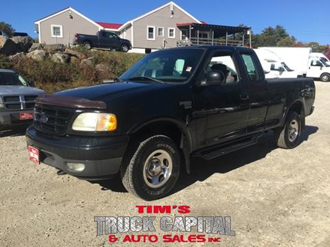 2002 Ford F-150 for sale in Epsom, NH