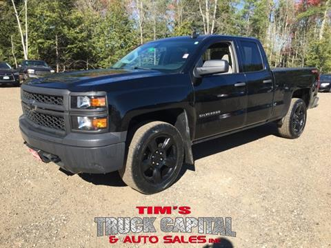 2015 Chevrolet Silverado 1500 for sale in Epsom, NH