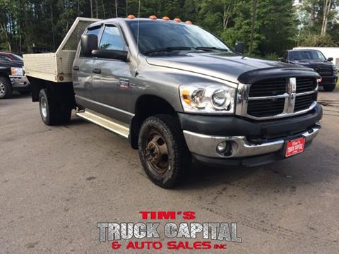 2007 Dodge Ram Chassis 3500 for sale in Epsom, NH