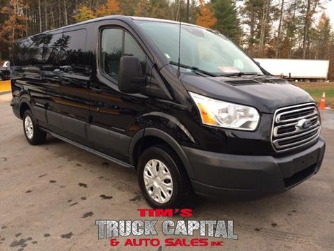 2018 Ford Transit Passenger for sale in Epsom, NH