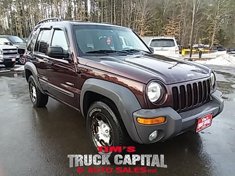 2004 Jeep Liberty for sale in Epsom, NH