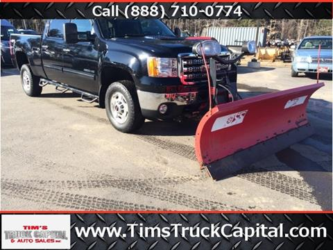 2014 GMC Sierra 2500HD for sale in Epsom, NH