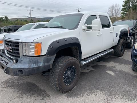 2008 GMC Sierra 2500HD for sale in Epsom, NH