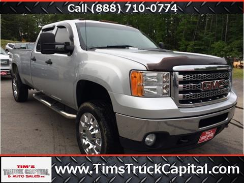 2013 GMC Sierra 2500HD for sale in Epsom, NH