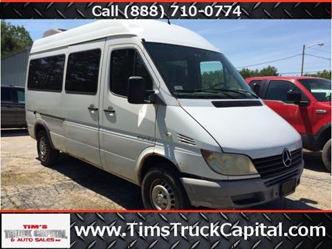 2004 Dodge Sprinter Passenger for sale in Epsom, NH
