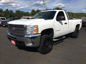 2007 Chevrolet Silverado 2500HD for sale in Epsom, NH