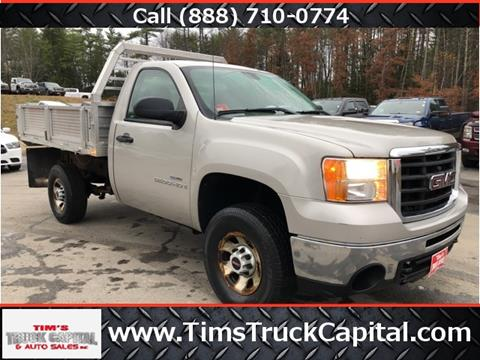 2007 GMC Sierra 3500HD for sale in Epsom, NH