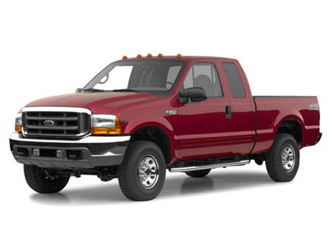 2001 Ford F-250 Super Duty for sale in Epsom, NH