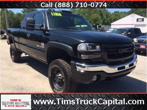 2004 GMC Sierra 2500HD for sale in Epsom, NH