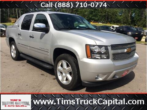 2013 Chevrolet Avalanche Ltz >> 2013 Chevrolet Avalanche For Sale In Epsom Nh