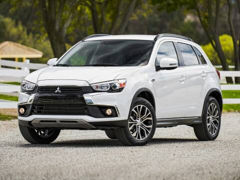 2017 Mitsubishi Outlander Sport ES for sale at TIM'S TRUCK CAPITAL & AUTO SLS in Epsom NH