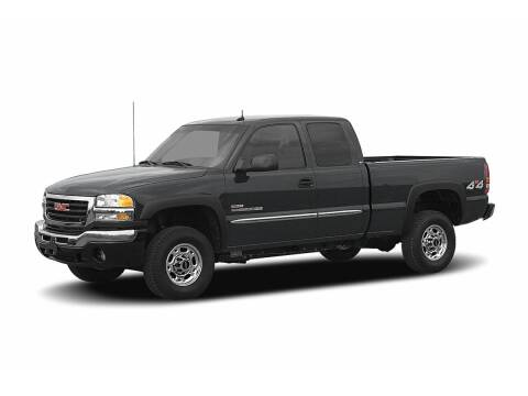 2006 GMC Sierra 3500 for sale at TIM'S TRUCK CAPITAL & AUTO SLS in Epsom NH
