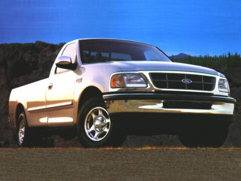 1997 Ford F-150 for sale at TIM'S TRUCK CAPITAL & AUTO SLS in Epsom NH
