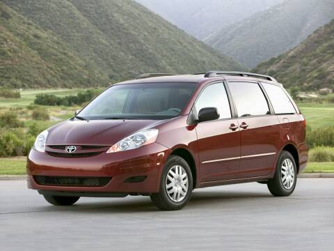 2009 Toyota Sienna XLE for sale at TIM'S TRUCK CAPITAL & AUTO SLS in Epsom NH
