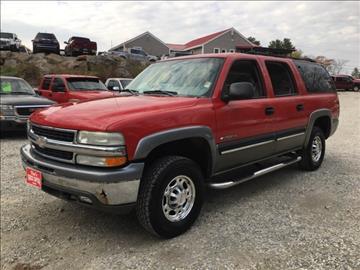 2002 Chevrolet Suburban for sale in Epsom, NH