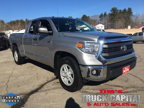 2015 Toyota Tundra for sale in Epsom, NH