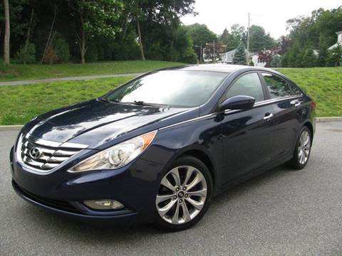 2011 Hyundai Sonata for sale in Johnston, RI